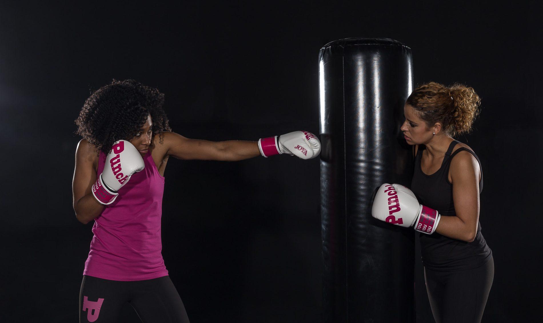 Girlsss Punch!